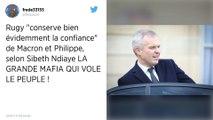 Pour Sibeth Ndiaye, « rien ne prouve que François de Rugy a commis des actes contraires à la justice »