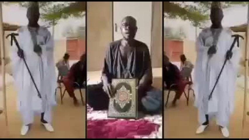 Boua Foronto - explique son Histoire avec Cheick Hamala