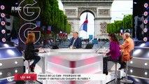 Les GG veulent savoir : Finale de la CAN, pourquoi ne ferme-t-on pas les Champs-Élysées ? - 17/07