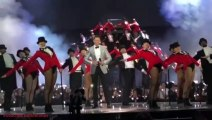 Hugh jackman brits main event performance and behind the scenes II BRITS AND EMMY FUNCTIONS