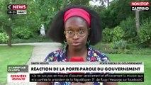 François de Rugy démissionne : La porte-parole du gouvernement réagit et fait le buzz (vidéo)