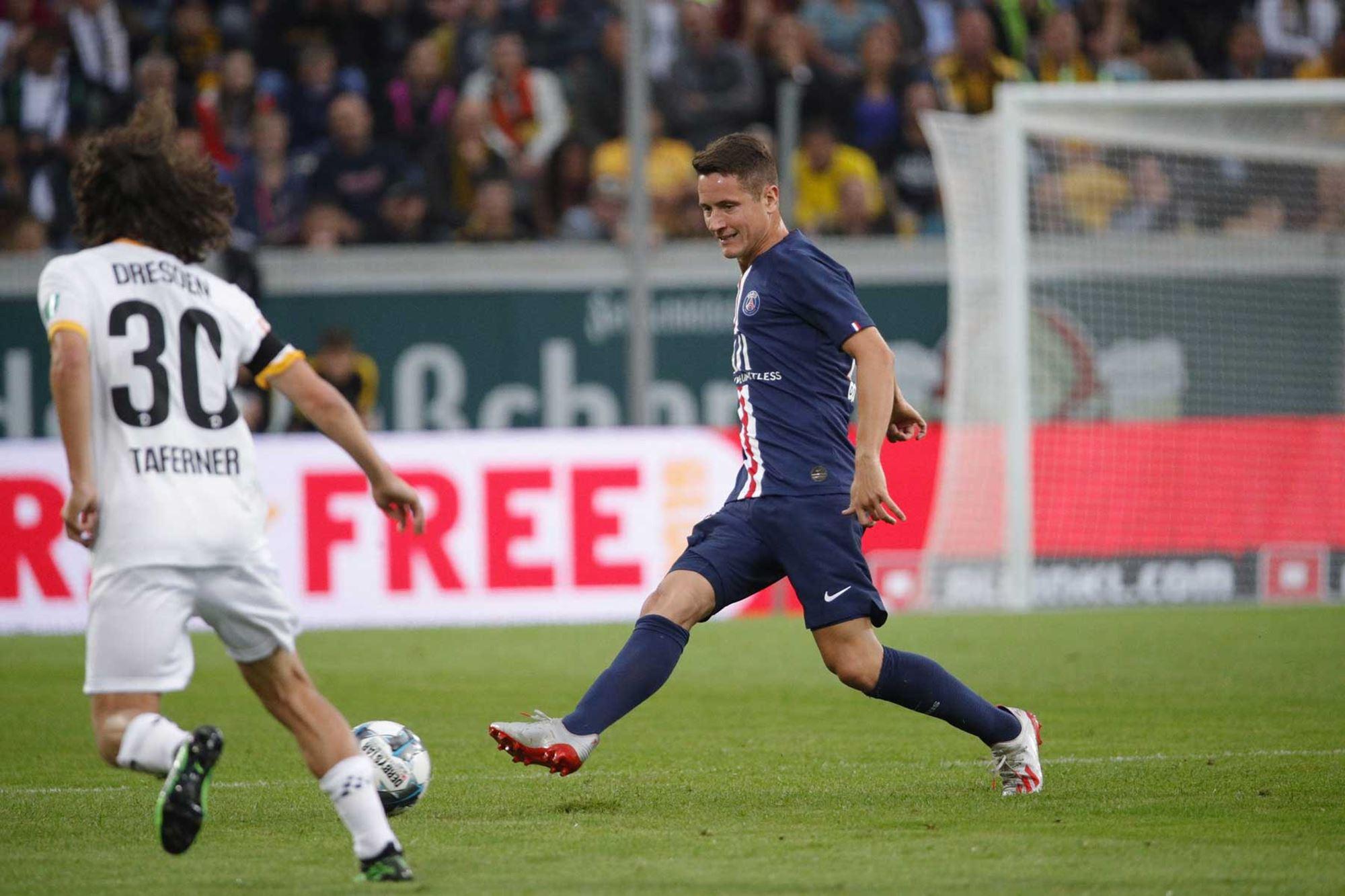 Dresde-Paris Saint-Germain : Le match en integralité
