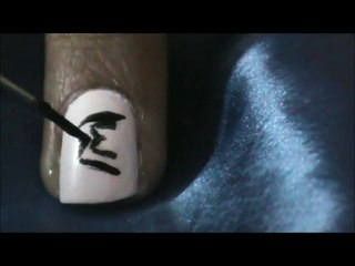 WWE Nail Design Fail !! (2)