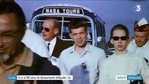 Apollo 11 décollait pour la Lune il y a 50 ans