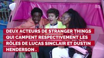 PHOTO. Stranger Things : le clin d'œil amusant d'Antoine Griez...