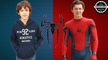 Tom Holland - From 1 To 20 Years Old