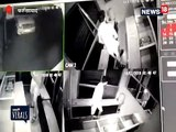 फ़िल्मी स्टाइल से सर्राफा दुकान में चोरी, CCTV में कैद बदमाश