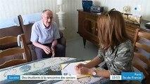 Pour lutter contre l'isolement des personnes âgées, le département des Yvelines embauche des étudiants pour leur rendre visite pendant l'été