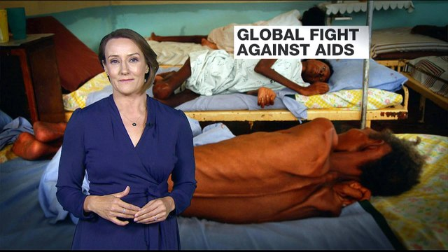Global fight against Aids stalling, warns United Nations
