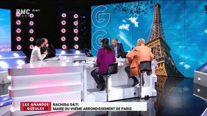 Rachida Dati - Le Grand Oral des Grandes Gueules (RMC) - Mercredi 17 juillet