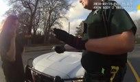 Un policier surpris en train de cacher de la drogue dans un véhicule qu'il contrôlait
