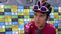 """Tour de France 2019 / Geraint Thomas : """"Je suis bien placé"""""""