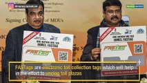 FASTags to be made mandatory for every vehicle in 4 months: Nitin Gadkari