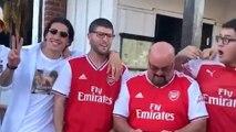 Héctor Bellerín s'incruste sur une photo de fans