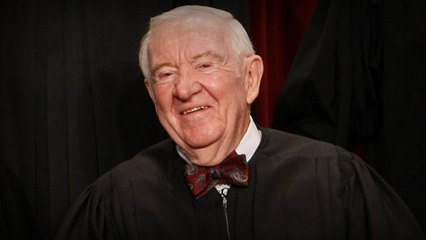 Remembering former Supreme Court Justice John Paul Stevens