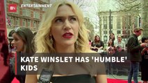 Kate Winslet's Kids Understand Life