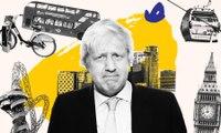 Boris Johnson's failed vanity projects as London mayor – video