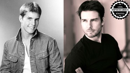 Tom Cruise - From 1 to 55 Years Old