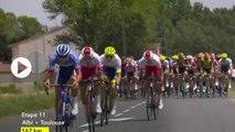 Tour de France 2019 - Quatre hommes dans l'échappée du jour