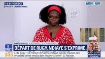 """Sibeth Ndiaye: """"Il n'est pas envisagé de nouveau règlement, simplement un rappel des bonnes pratiques"""""""