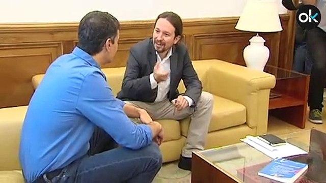 El PSOE presiona al Ibex para que exija a C's y PP que se abstengan en la investidura de Sánchez