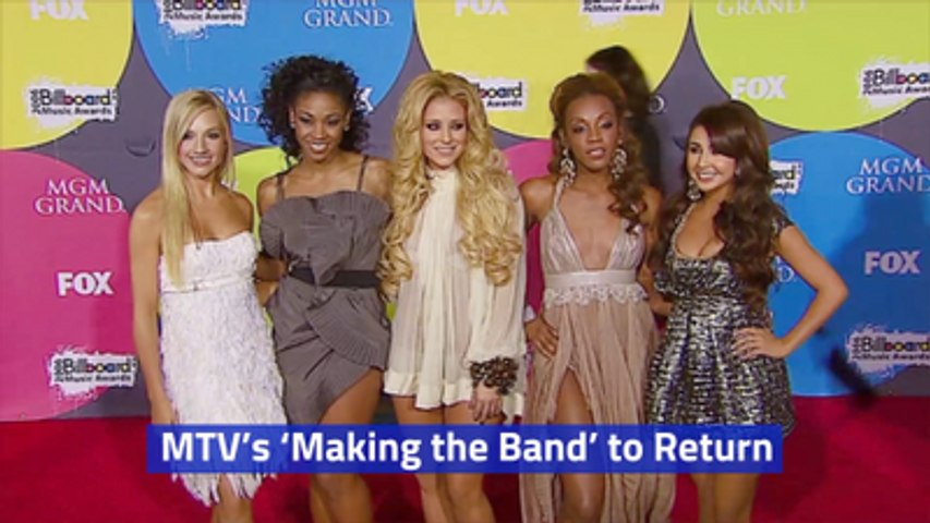MTV Brings Back An Old Music Reality Show