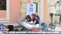 """Marseille : le film """"Les Collègues"""" fête ses 20 ans samedi avec une journée spéciale"""