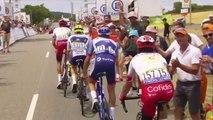 Tour de France 2019 - Moins de 3 minutes d'écart au sommet de la côte de Tonnac