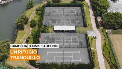 Campi da tennis stupendi: Shanghai