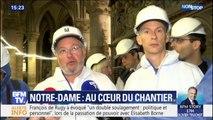 L'architecte en charge de la restauration de Notre-Dame explique pourquoi ils ne sont qu'à la phase de sécurisation du site