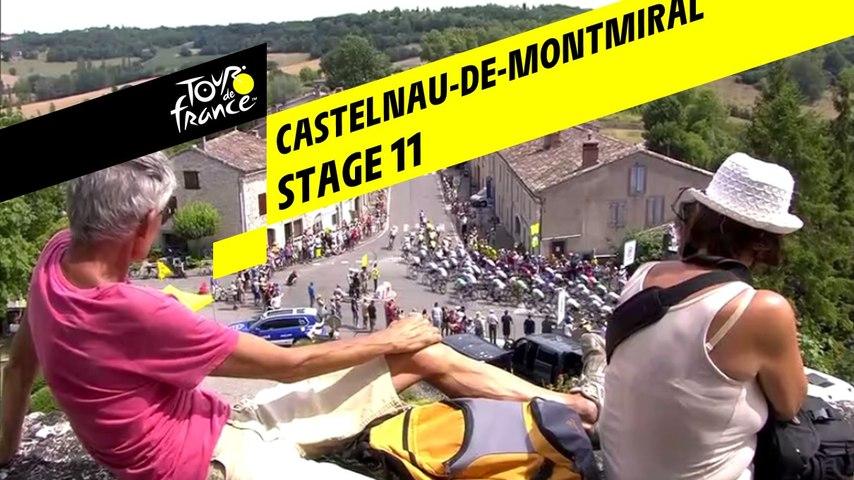 Côte de Castelnau-de-Montmiral - Étape 11 / Stage 11 - Tour de France 2019