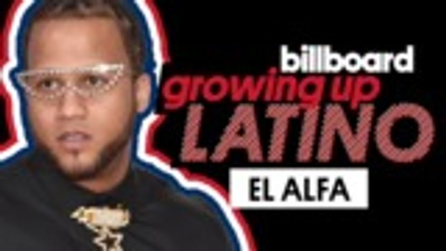 El Alfa Reveals His Favorite Childhood Memory, Best Advice His Grandmother Gave Him & More | Growing Up Latino