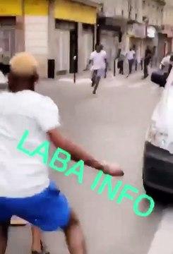Après le match il y avait une bagarre à Paris entre les Sénégalais est les tunisiens