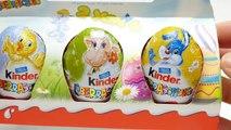 Easter Eggs - Special Kinder Surprise Egg Edition