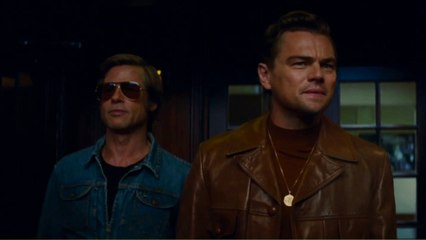 Once Upon A Time In Hollywood: Team (French 20 Second Spot)