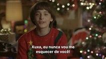 Stranger Things | Natal Invertido para Xuxa | Netflix