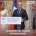 Passation de pouvoir: le «double soulagement» de François de Rugy