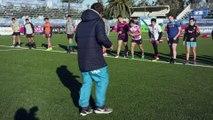 Eddie Jones visits Argentina as preparations for 2020 ramp up