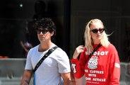 Joe Jonas est fier de l'Emmy de Sophie Turner