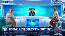 Elisabeth Borne remplace François de Rugy: les écolos s'inquiètent