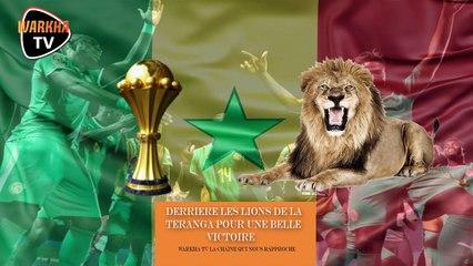tous ensemble pour une belle victoire des lions