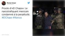 Procès d'«El Chapo» : Le narcotrafiquant mexicain condamné à la perpétuité