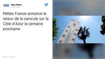 La canicule de retour la semaine prochaine, confirme Météo France
