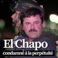 El Chapo condamné à la perpétuité