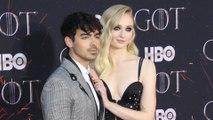 Joe Jonas est très fier de sa femme Sophie Turner, nommée aux Emmy Awards!