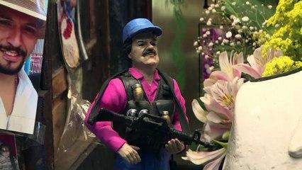 """""""El Chapo"""" in mexikanischer Heimat als Heiliger verehrt"""