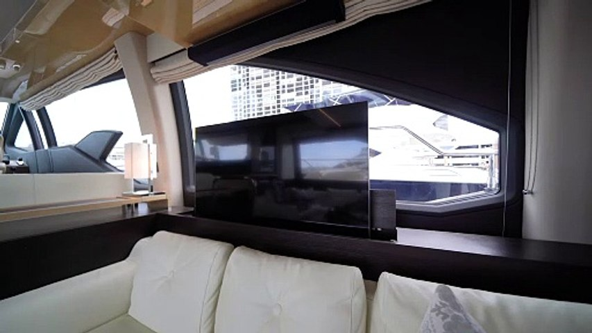 2017 Azimut 66 Flybridge - Lucky 13- For Sale at MarineMax Pompano Yacht Center