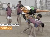 Sport underground: le Kabaddi se développe en Inde
