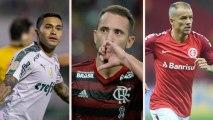Veja quem são os líderes das estatísticas do Brasileirão