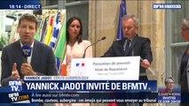 """Affaire Rugy: pour Yannick Jadot, """"toute cette affaire est médiocre"""""""